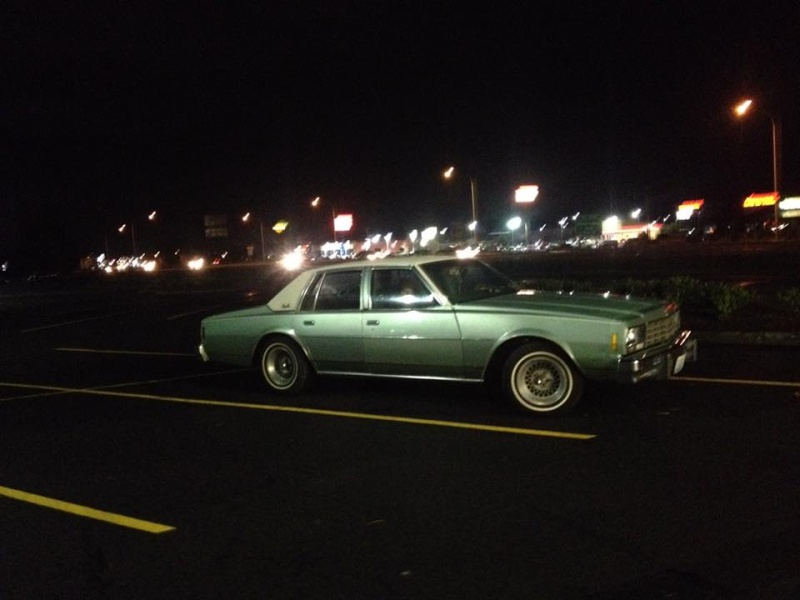 1978 Impala Sedan, 2-owner, -Only one I've ever seen like it- Dealer Car? 2310