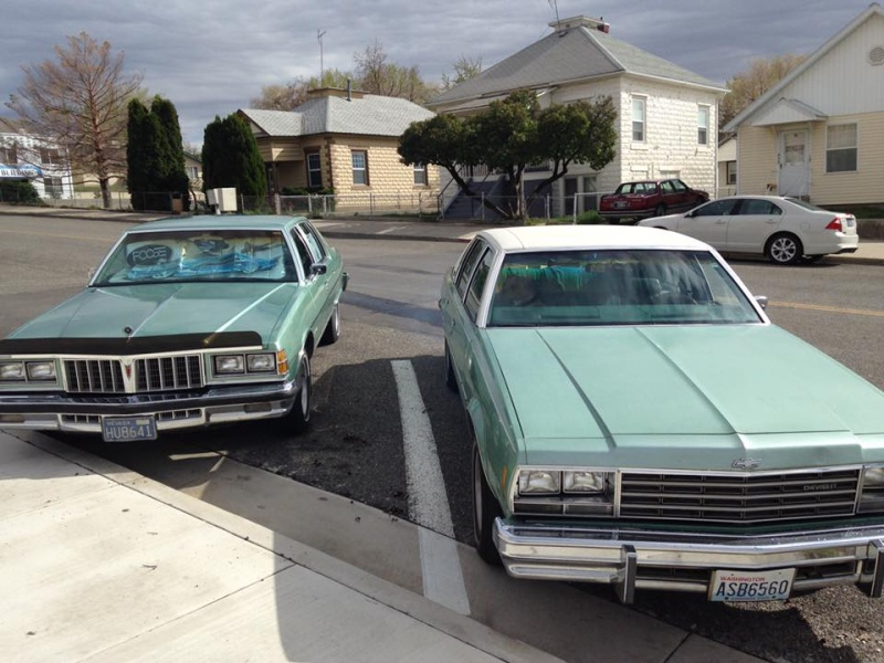 1978 Impala Sedan, 2-owner, -Only one I've ever seen like it- Dealer Car? 3110