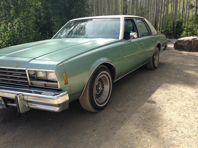 1978 Impala Sedan, 2-owner, -Only one I've ever seen like it- Dealer Car? 3610