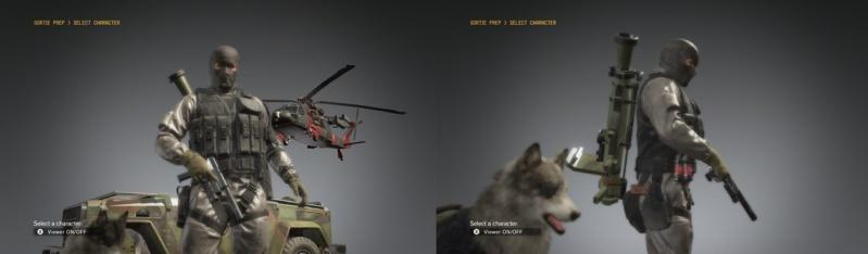 XOF Uniform Diamond Dogs Mod