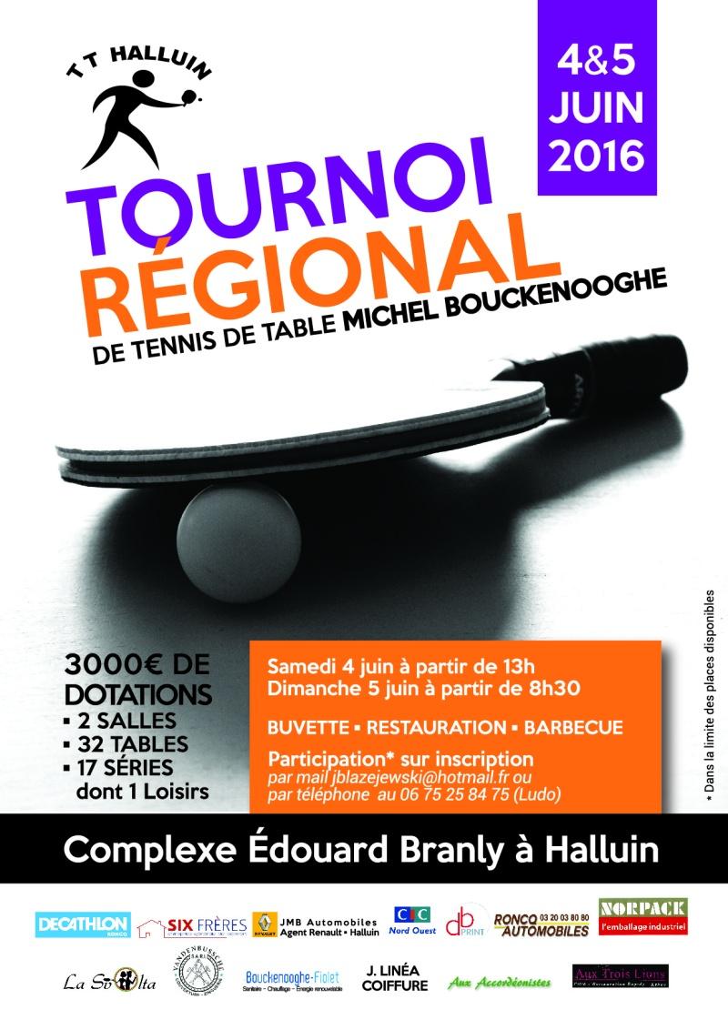 Tournoi Michel BOUCKENOOGHE HALLUIN 4 et 5 juin 2016 Image13