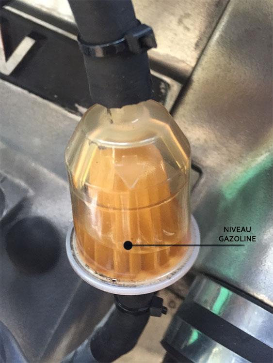 [R80RT] plafonne à 110Kms/h - problème debit essence Filtre10