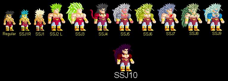 Broly! The Legendary Super Saiyan Brolys15