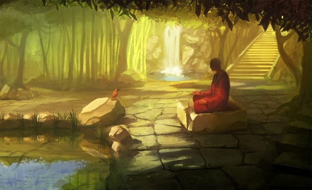 """Мастер-класс """"Медитации для гармонизации душевного состояния"""" 52410"""
