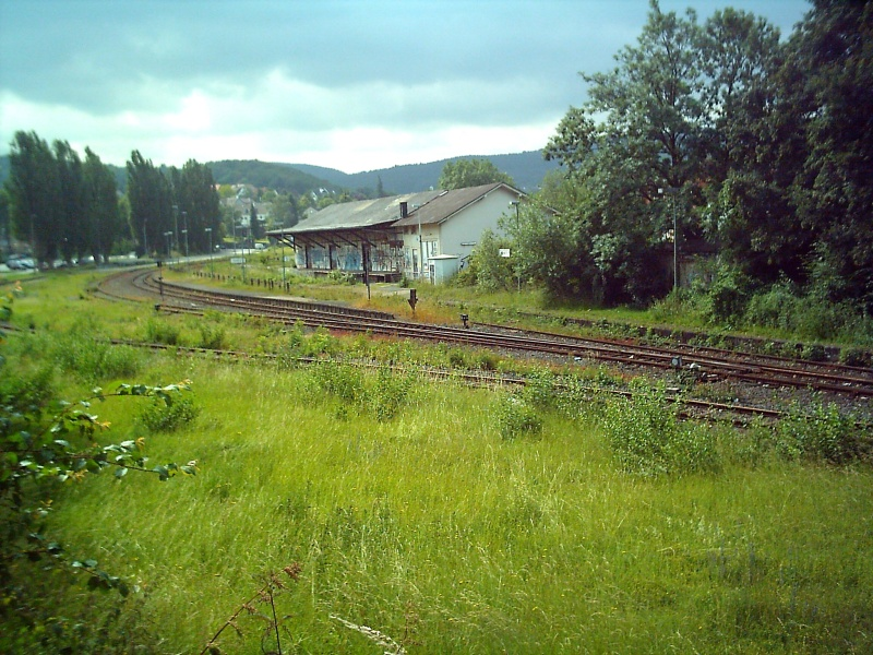 Bahnhof Hemer im Vorbild und Modell, Spur 0 Bild_114