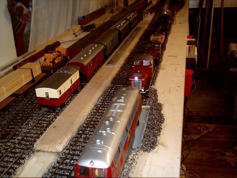 Bahnhof Hemer im Vorbild und Modell, Spur 0 Bild_118