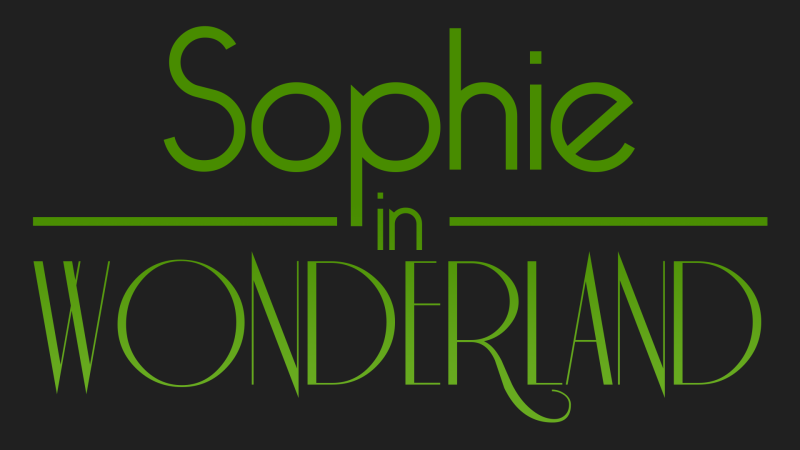 Sophie in Wonderland