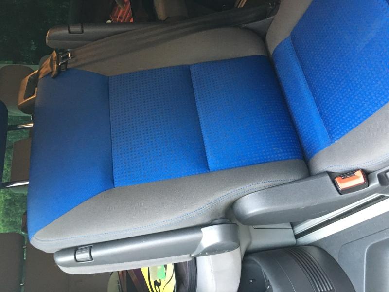 Vds 2 sièges individuels pivotants pour Multivan Image15
