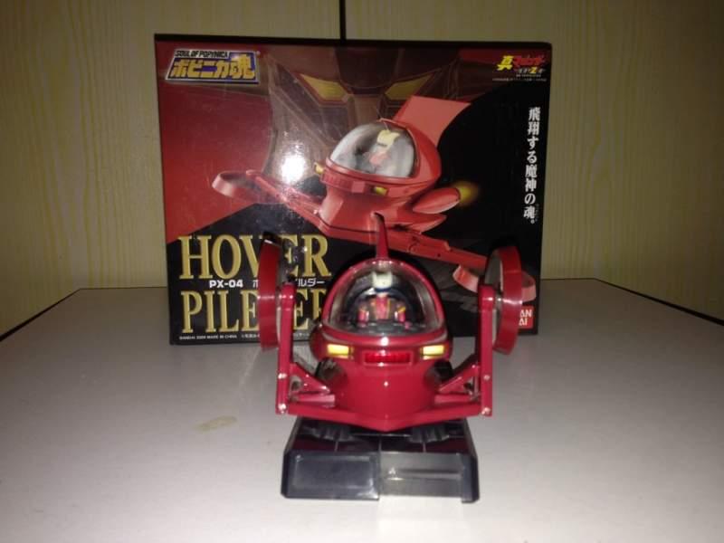 Vendo BANDAI SOUL OF POPYNICA PX 04 Hover Pilder 2e50dd12