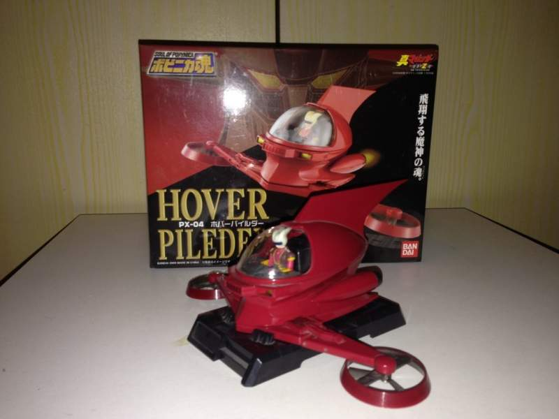 Vendo BANDAI SOUL OF POPYNICA PX 04 Hover Pilder 534b7512