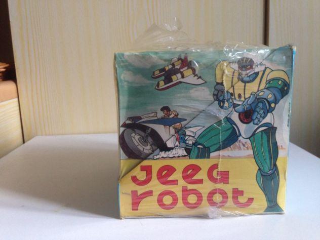 Jeeg Robot super 8 cofanetto incellofanato(film sonoro) 63525611