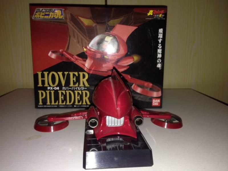 Vendo BANDAI SOUL OF POPYNICA PX 04 Hover Pilder 6d80ee12