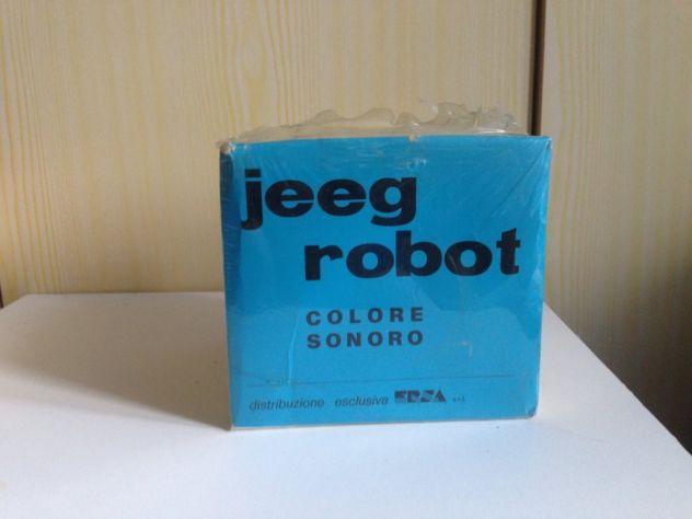 Jeeg Robot super 8 cofanetto incellofanato(film sonoro) Ec3bb311