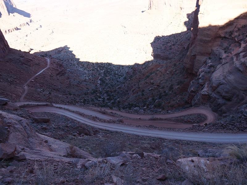AAAAHHHH, l'Utah. Canyon12