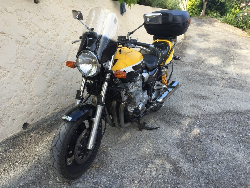 [A VENDRE] Yamaha Xjr 1300 50eme anniversaire Image15