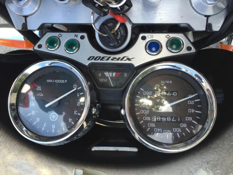 [A VENDRE] Yamaha Xjr 1300 50eme anniversaire Image16