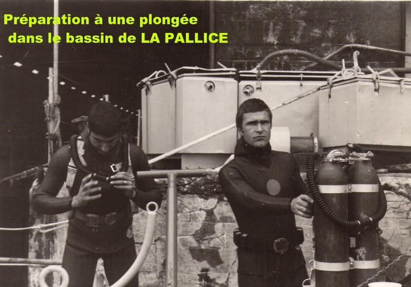 [ Divers Gendarmerie Maritime ] Port de la barbe en gendarmerie maritime Plonge10