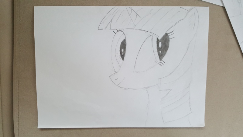 My artworks of MLP related  Just Sharing 20160510