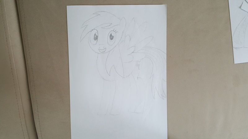 My artworks of MLP related  Just Sharing 416