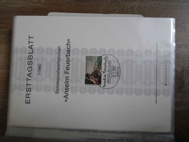 Bitte um Hilfe - Ersttagsblättersammlung aus Nachlass Dsc01216