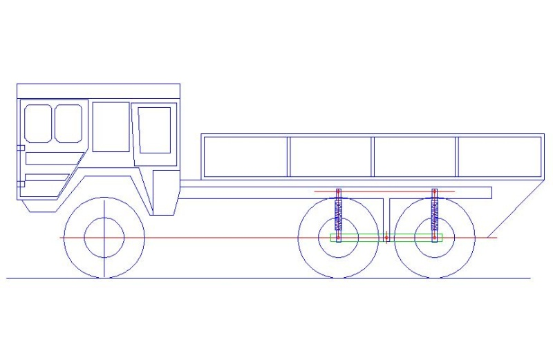 Fabriquer un Balancier pour 6x6 et 8x8 Scale Trial et Crawler fait maison et pas cher Balanc11