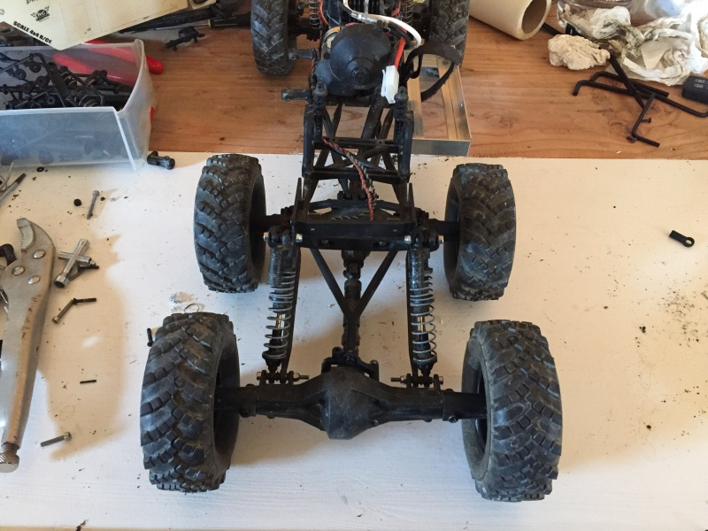 Fabriquer un Balancier pour 6x6 et 8x8 Scale Trial et Crawler fait maison et pas cher Img_1817