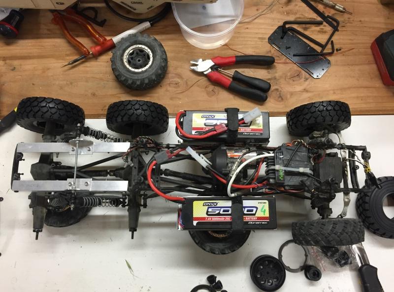Fabriquer un Balancier pour 6x6 et 8x8 Scale Trial et Crawler fait maison et pas cher Img_1825