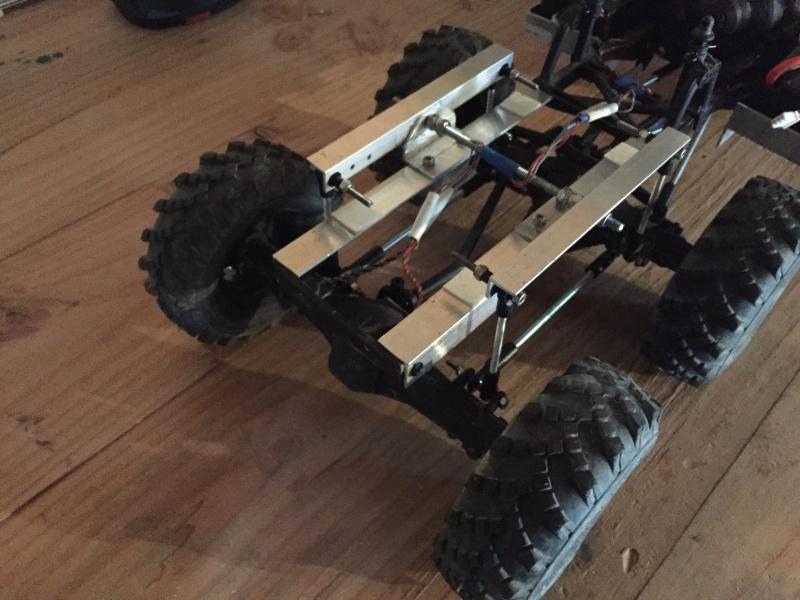 Fabriquer un Balancier pour 6x6 et 8x8 Scale Trial et Crawler fait maison et pas cher - Page 3 Img_1842