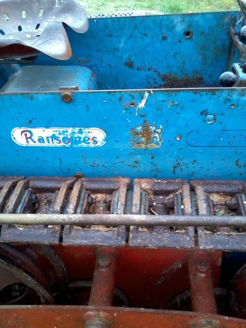 ransomes mg6 Photo013
