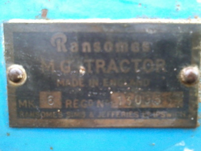 ransomes mg6 Photo018