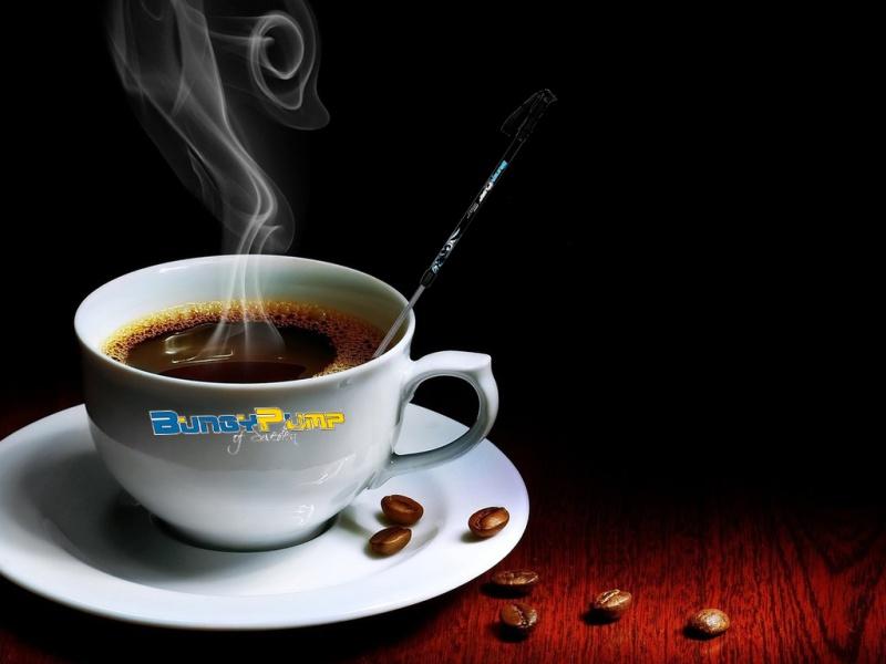 """Premier """" Café BungyPump """" Cafy10"""