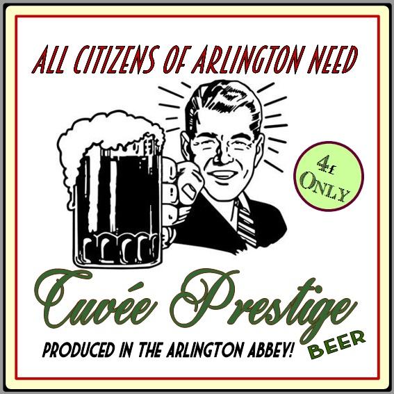 Publicité : Cuvée Prestige ! Beer_b10