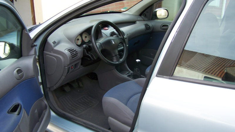 "MarcKnight62 ""Peugeot 206 1.4"" Souci de sonde catalyseur 100_5711"