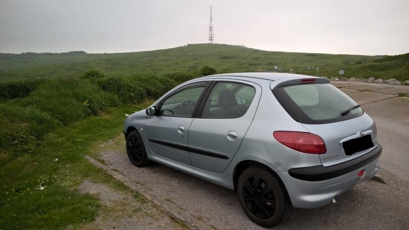 """MarcKnight62 """"Peugeot 206 1.4"""" Souci de sonde catalyseur Wp_20113"""