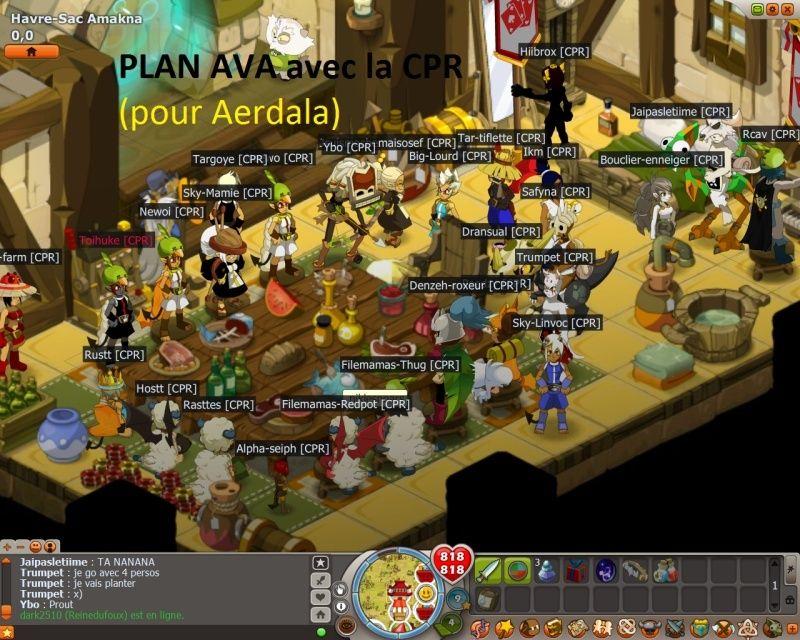 """Candidature de la guilde """"Sensation"""" ainsi que ses membres (Newo) Dofus-11"""