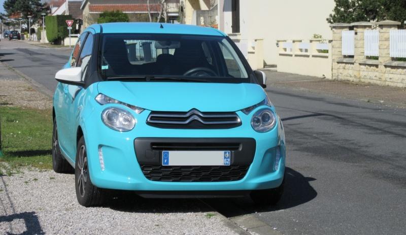 """Présentation et Photos de votre Voiture """"Citroën"""" C110"""