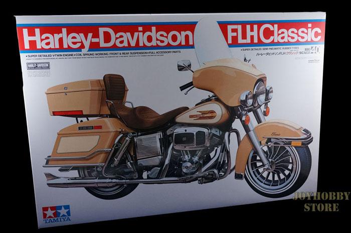 Steampunk Harley - Tamiya 1/6 HD FLH Classic 'extreme' kit bash (Very Photo Heavy) 01_hd_10