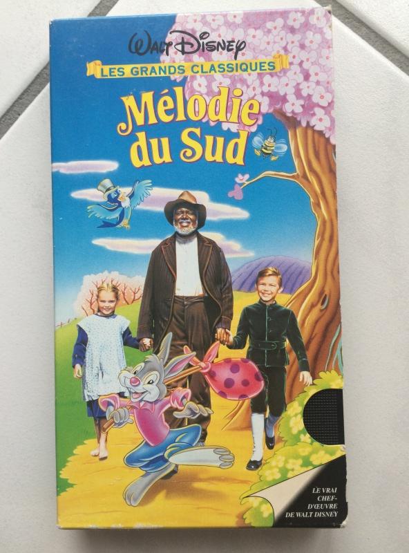 Mélodie du sud VHS boîte en carton  Img_3113