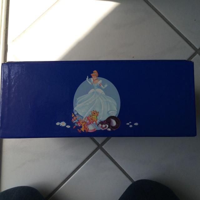 Mélodie du sud VHS boîte en carton  Img_3128