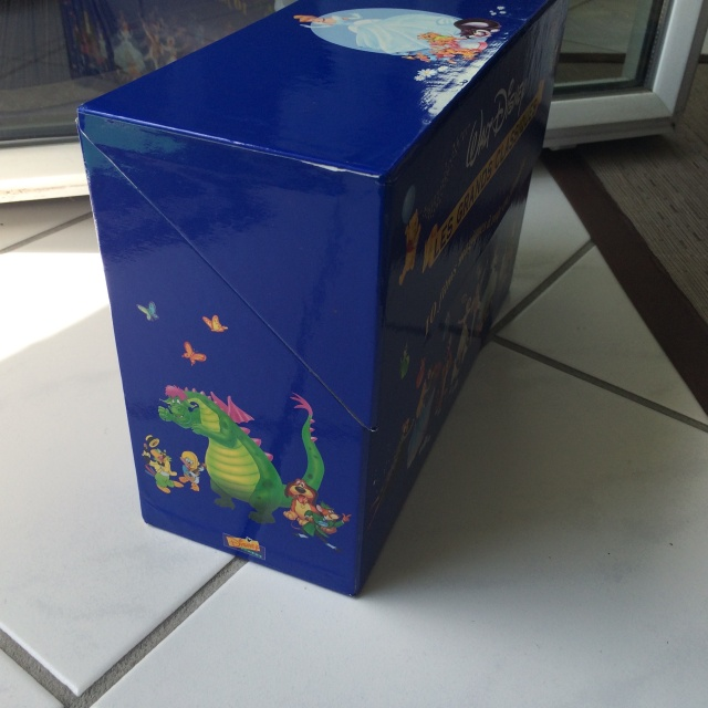 Mélodie du sud VHS boîte en carton  Img_3130
