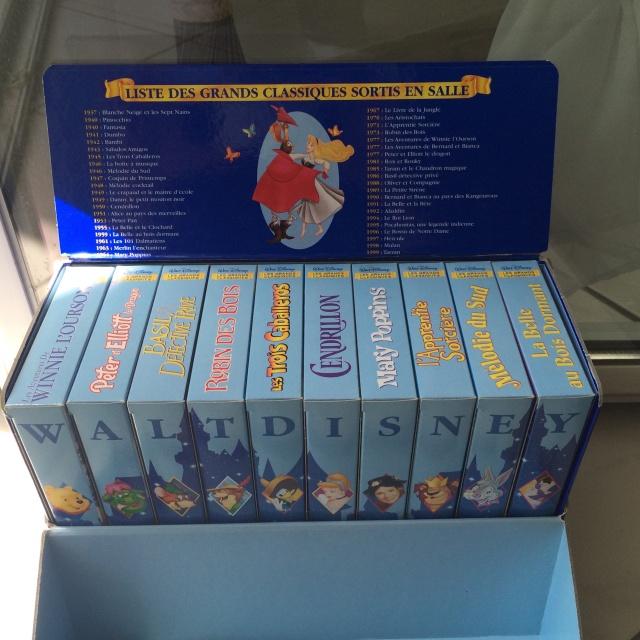 Mélodie du sud VHS boîte en carton  Img_3132