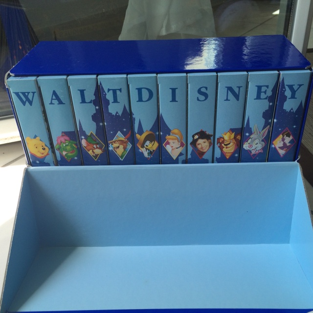 Mélodie du sud VHS boîte en carton  Img_3133