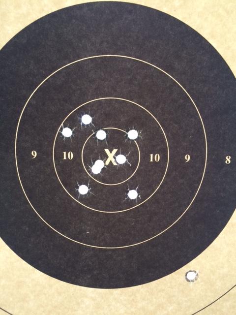 185 Noslers won't group in my ball gun. Img_2311