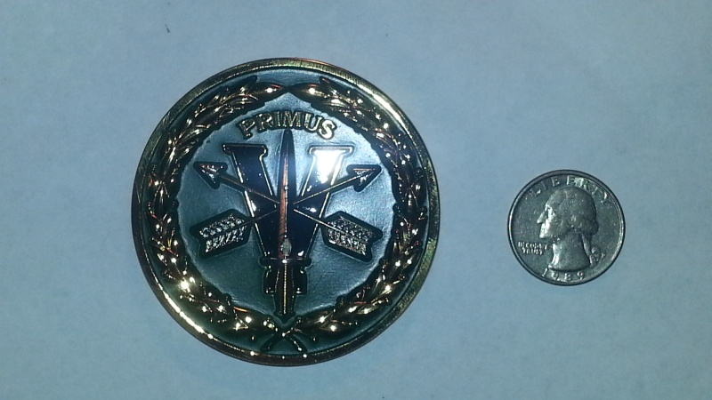 New 5th Special Forces Group Flash Coin 20160510