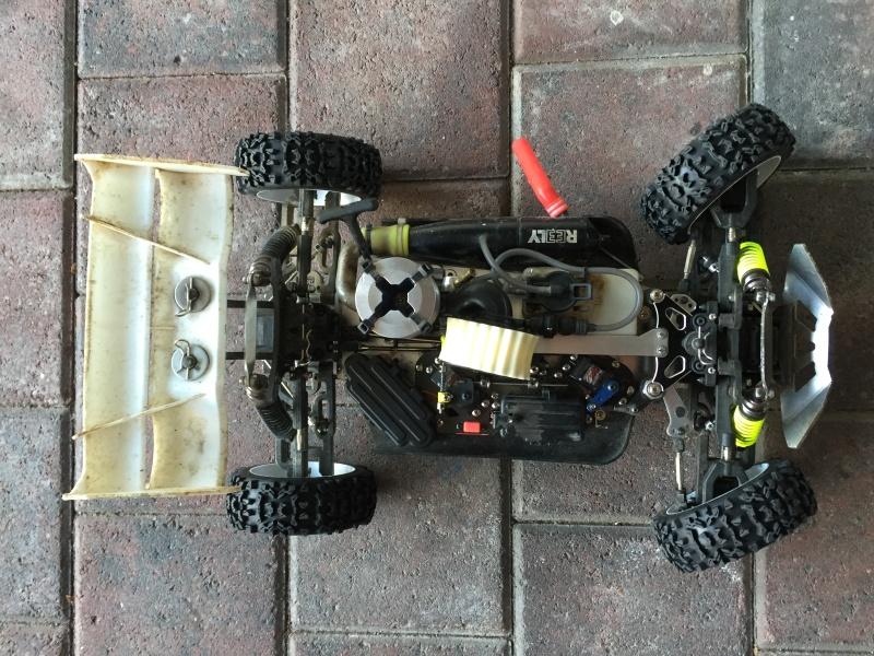 Reely Rex x mit force 25 Motor? Image10