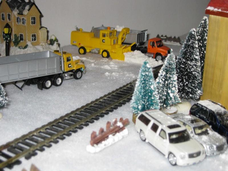 1/87 diorama neige 47827110