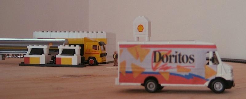 Camion livraison Doritos Dorito10