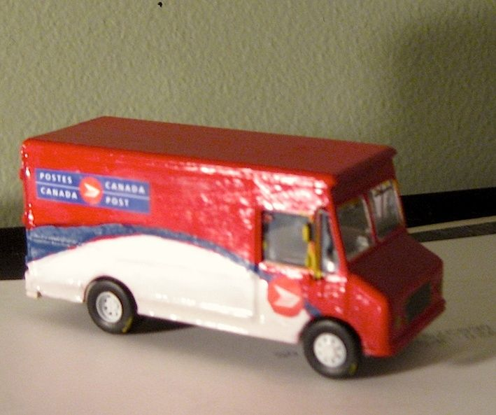 Camion Poste Canada Pc110