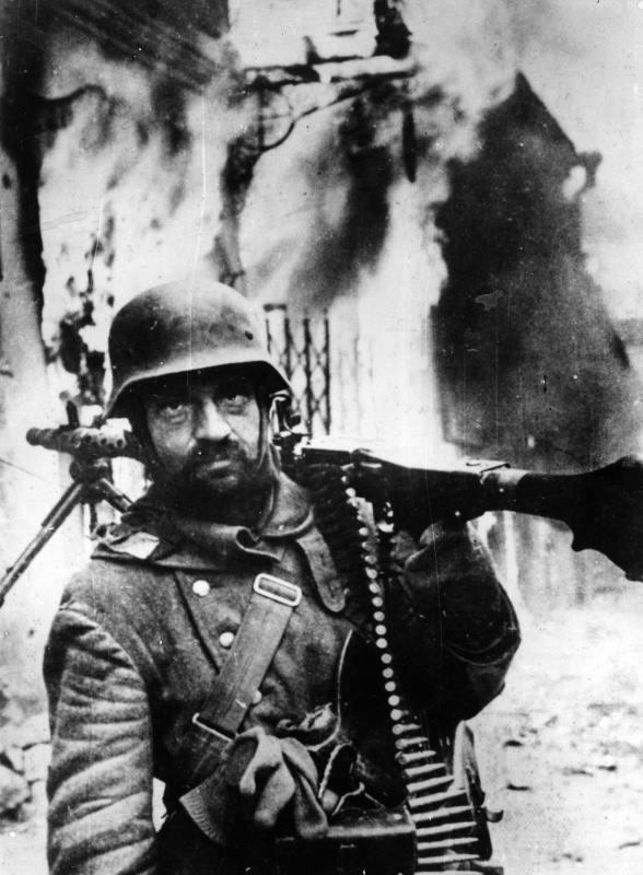 La Maschinengewehr 34/41 ou MG 34/41 et la MG42  Image31