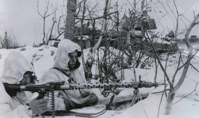La Maschinengewehr 34/41 ou MG 34/41 et la MG42  Image46